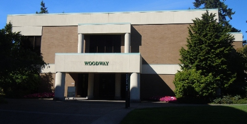 woodway hall