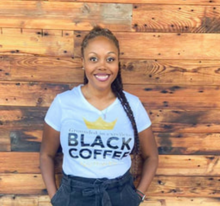 Darnesha Weary, co-owner of Black Coffee Northwest