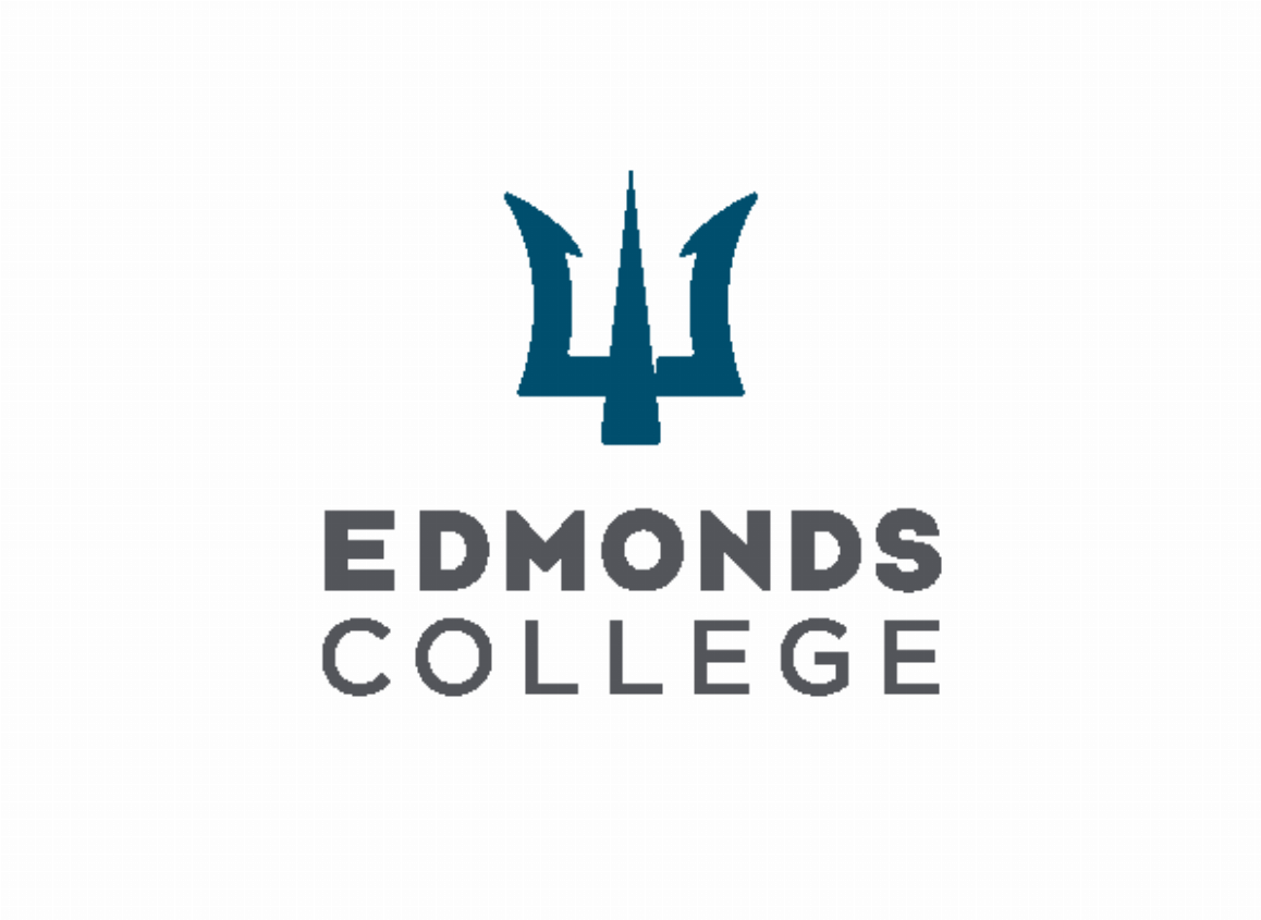 Edmonds College logo with trident