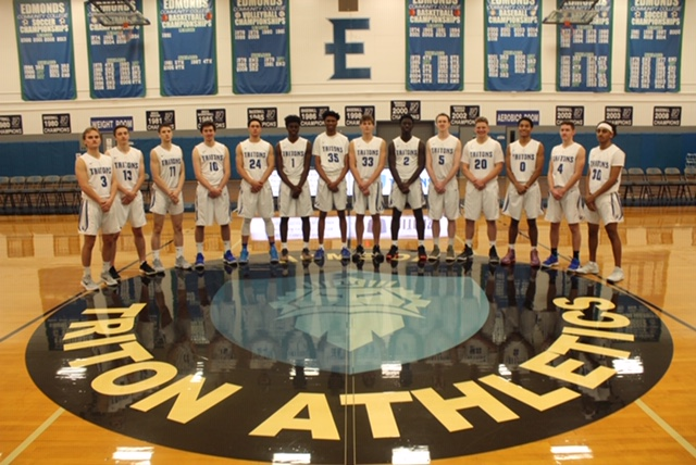 2018-19 Men's Basketball Team