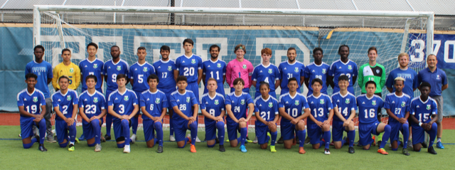 2019 Edmonds CC men's soccer