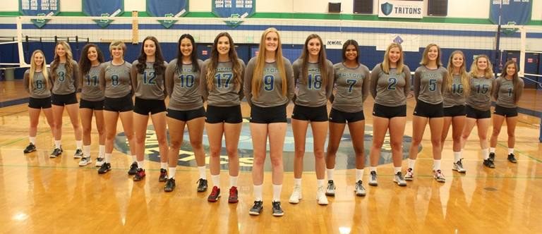 2017 Triton Volleyball