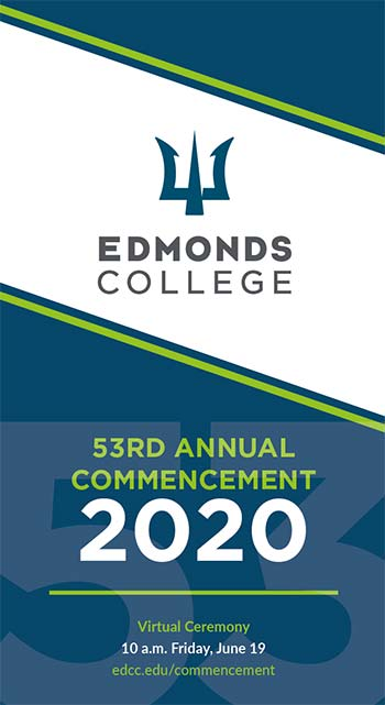 2020 Commencement Program