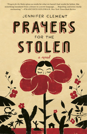 Prayers from the stolen book cover
