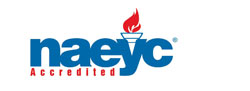 NAEYC accredited logo