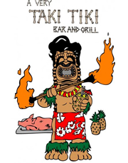 A Very Taki Tiki Bar & Grill