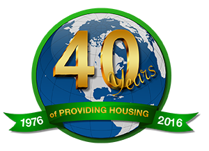 40 Years of providing housing