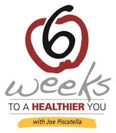 Six Weeks to a Healthier You logo
