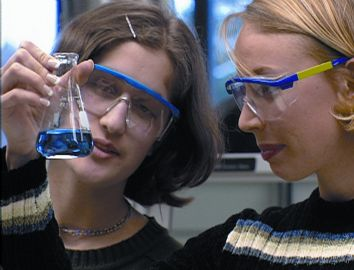 Chemistry girls