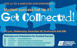 Student Orientations and Advising Information Sessions