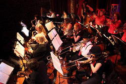 all-female big band, The MoodSwings