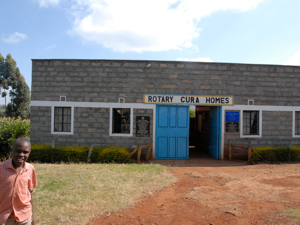 The Cura Orphanage in Nairobi