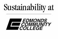 Sustainability at Edmonds CC mark