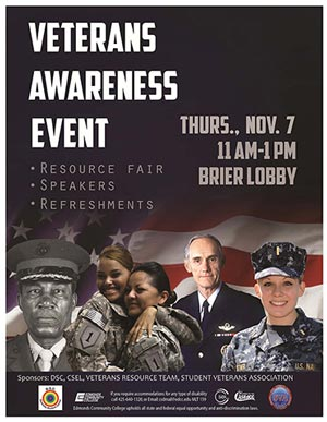 Veterans Awareness Event