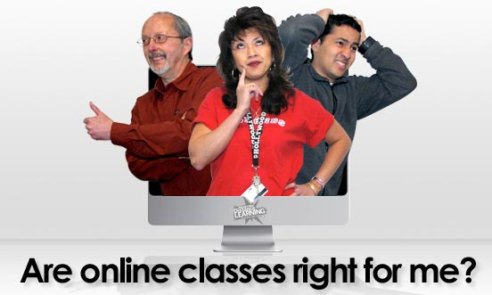 Are online classes right for me?