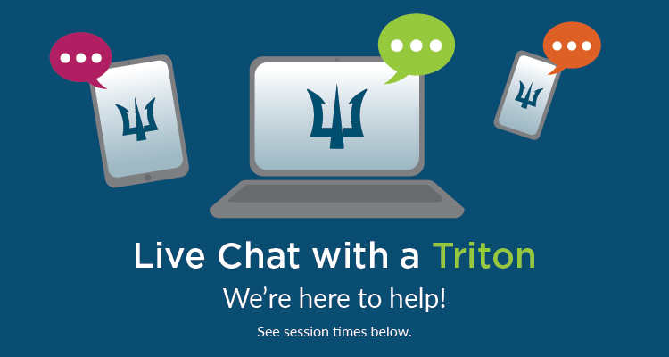 Chat with a Triton