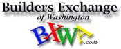 Builders Exchange of Washington logo