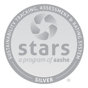 Sustainability Tracking, Assessment & Rating System Silver